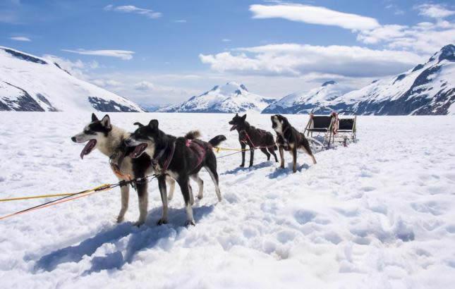 Alaska. AD_FOTO/ISTOCK/THINKSTOC. Créditos: batanga.com