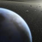 Según la NASA, La probabilidad de una colisión con asteroides detectados en el próximo siglo es de menos de una en 10.000. Créditos:Getty