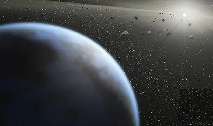 La NASA desmiente que un gran asteroide impactará contra la Tierra próximamente