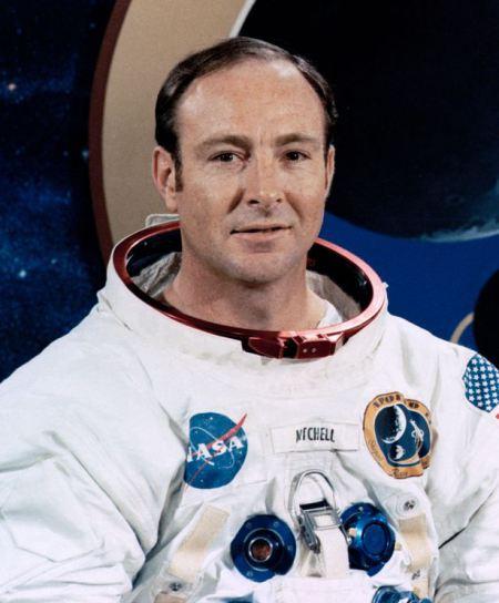 Edgar Mitchell, el sexto hombre en pisar la luna
