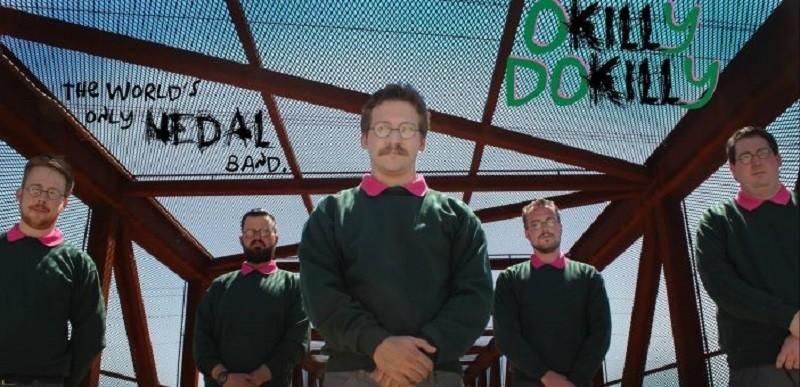 Crean banda de metal inspirada en Ned Flanders de Los Simpson. Créditos: webadictos.com