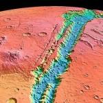 Valles Marineris/NASA