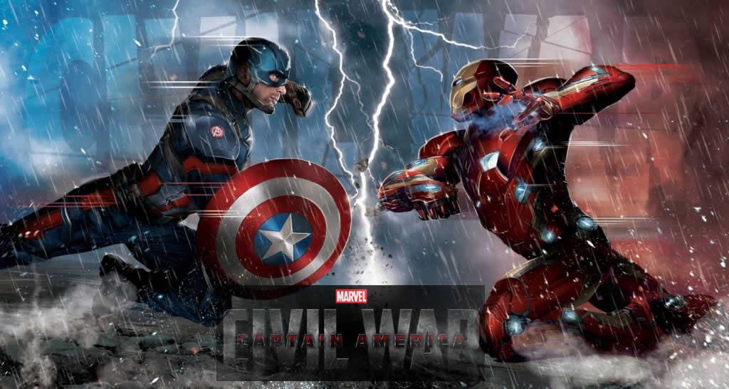 Capitán América: Guerra civil, ¿de qué lado estás?