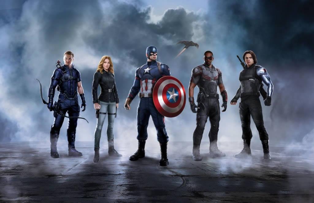"""""""El equipo Cap"""""""