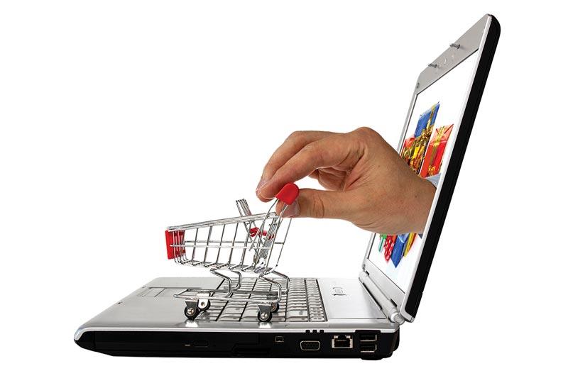 El ciberespacio nos ofrece diversas opciones para conseguir cosas de todo el mundo en forma eficaz y segura. Imagen: El Punto