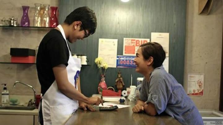 Padres abrieron un café sólo para su hijo con autismo