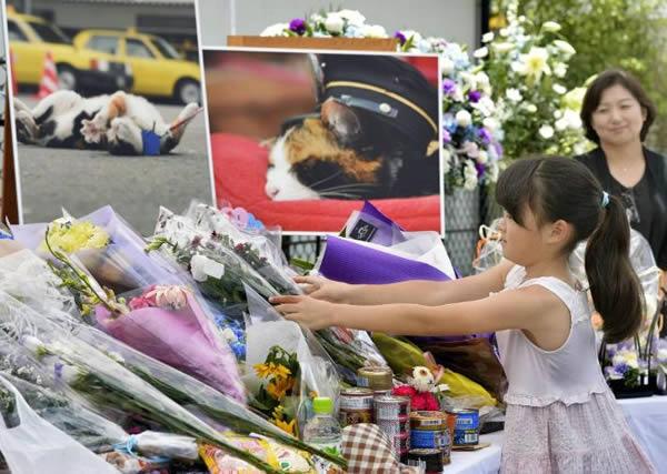 Seguidores y miembros de la firma ferroviaria le rindieron tributo en su funeral.Foto:AP.