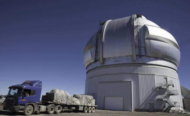 Gemini Planet Imager. Foto: Gemini.edu