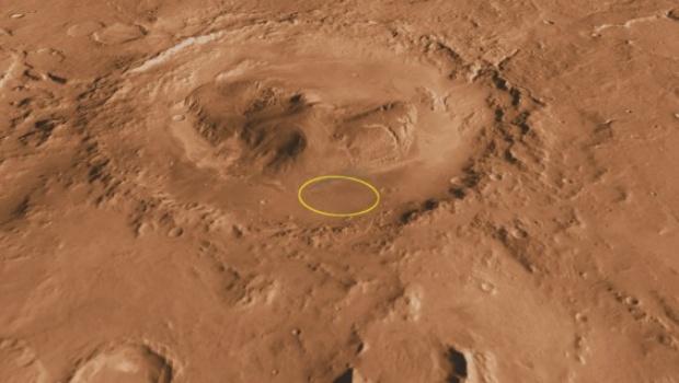 Científicos de la universidad de Colorado en Boulder, aseguran haber identificado un lugar idóneo para buscar indicios de vida microbiana antigua en Marte: la cuenca de un lago seco recién descubierto.