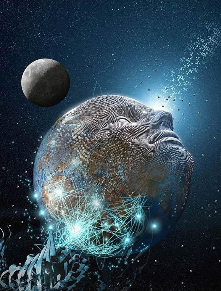 El materialismo —la idea de que la conciencia es producida o equivale al cerebro— es una creencia que ya se ha probado falsa a través de la ciencia. (Neal Grossman, PhD, Historia y Filosofía). Créditos:Pijamasurf.com