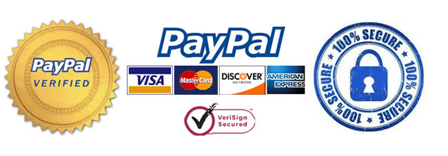 logo Verisign y PayPal