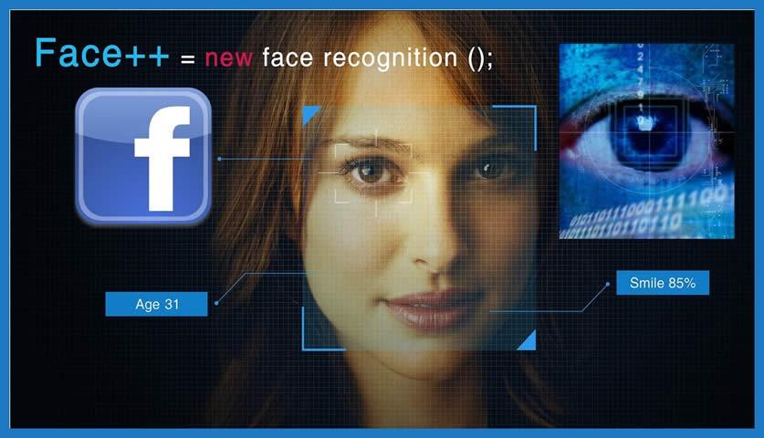 Facebook desarrolla el reconocimiento facial.