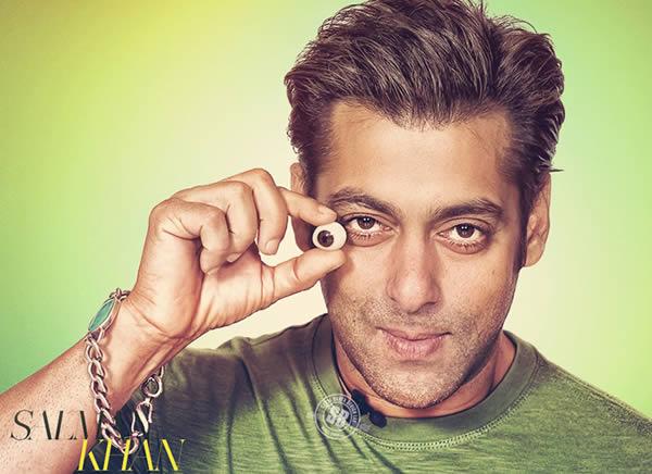 Salman Khan se ubica en el número 8 del listado. Créditos:antabanta.com