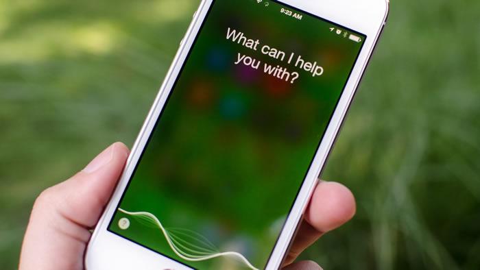 Al activar la app de reconocimiento de voz con su iPhone logró salvar su vida. Créditos: Apple5x1.
