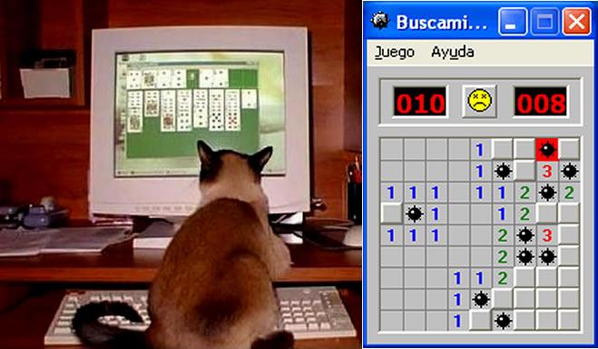 Según Microsoft, Solitario es el juego de computadora más jugado de la historia. Créditos:Flickr