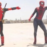 El duelo: Deadpool vs Spiderman