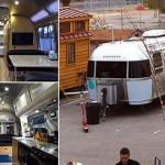 Tony Hsieh vive en un tráiler a Airstream Village, un parking de caravanas que posee en la misma ciudad. Créditos: dailymail.co.uk