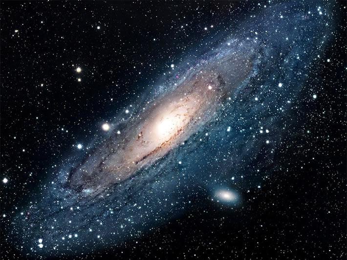 Doscientos mil galaxias analizadas producen menos energía que antes. Y no deja de disminuir. Foto:Internet