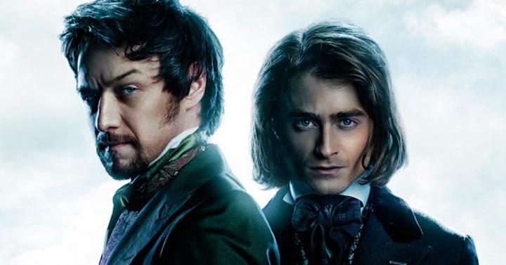 La película es protagonizada por James McAvoy como Victor Frankenstein y Daniel Radcliffe. Créditos:20th Century Fox