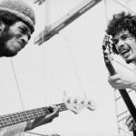 Santana hizo su aparición en Woodstock 1969. Créditos: taringa.net