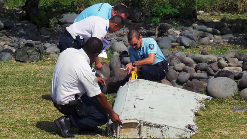 Francia confirma que los restos hallados en la isla de la Reunión pertenecen al MH370