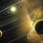 Sistema solar. Créditos:urbanholidaylofts.com