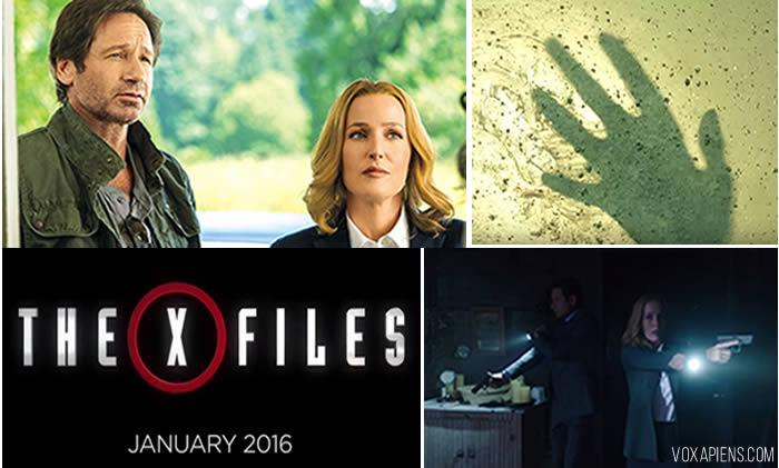 X-FILES, XFiles, Expedientes secretos X