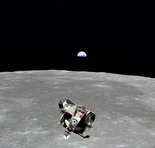 Créditos: Michael Collins/NASA