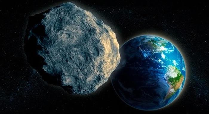 El asteroide llamado 2012 TT5 debe pasar este 24 de septiembre