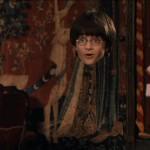 Capa de invisibilidad Harry Potter. Créditos: Warner Bros
