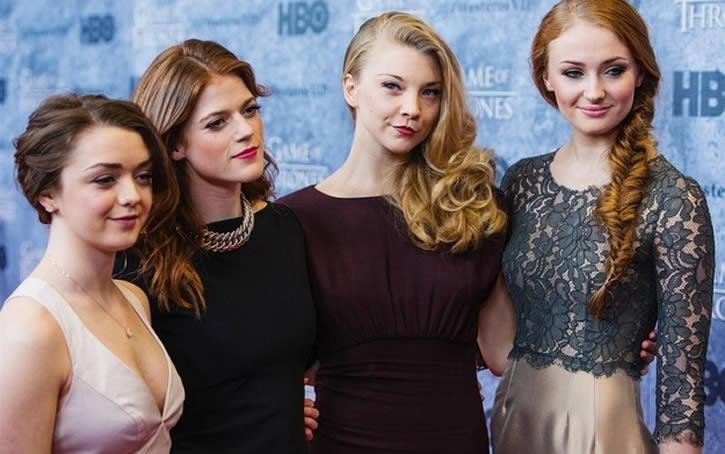 Cosas que no sabías sobre las actrices de Juego de Tronos