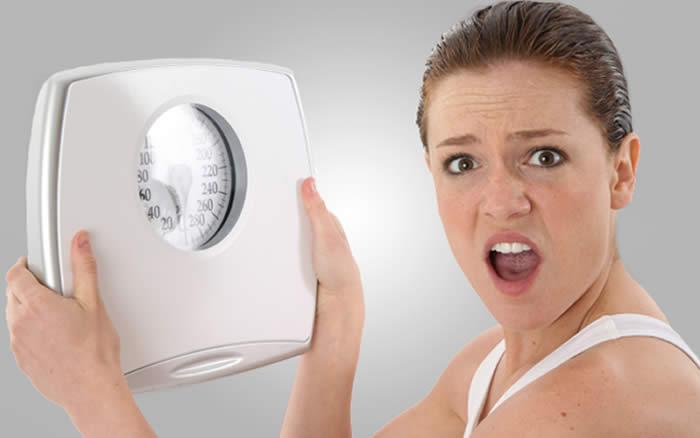 Cuidado, el estrés puede estar haciéndote engordar