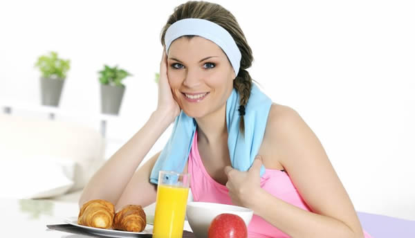 Se requiere un aporte mínimo de calorías provenientes de los alimentos para comenzar el ejercicio. Créditos:USI