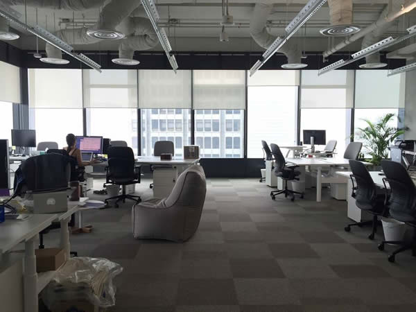 Oficinas de Facebook Singapur