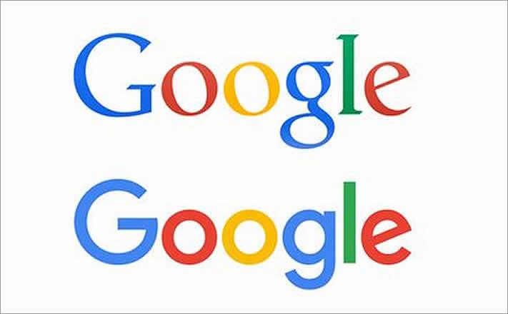Google cambió de logotipo