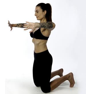 Créditos: Ejercicios hipopresivos: mucho más que abdominales/Piti Pinsach-Tamara Rial.