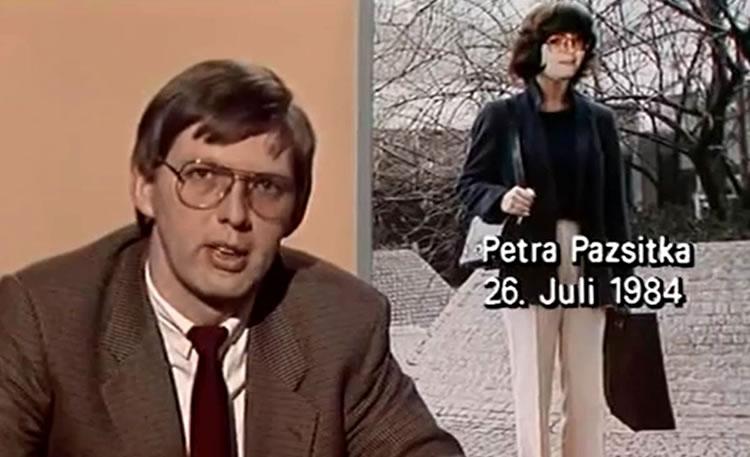 La noticia de la desaparición de Petra Pazsitka fue reportada por varios medios alemanes