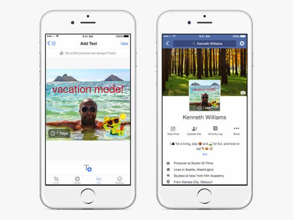 Nuevos cambios en Facebook octubre 2015