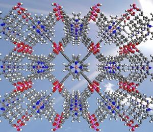 Material permite convertir el agua en combustible