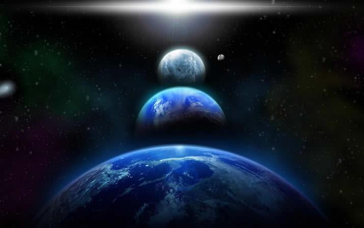 Venus, Marte, Júpiter, Mercurio y la Luna, participarán en este 'desfile' planetario.