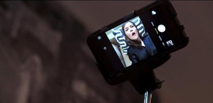 Selfie stick para captar tu cara en el momento del orgasmo