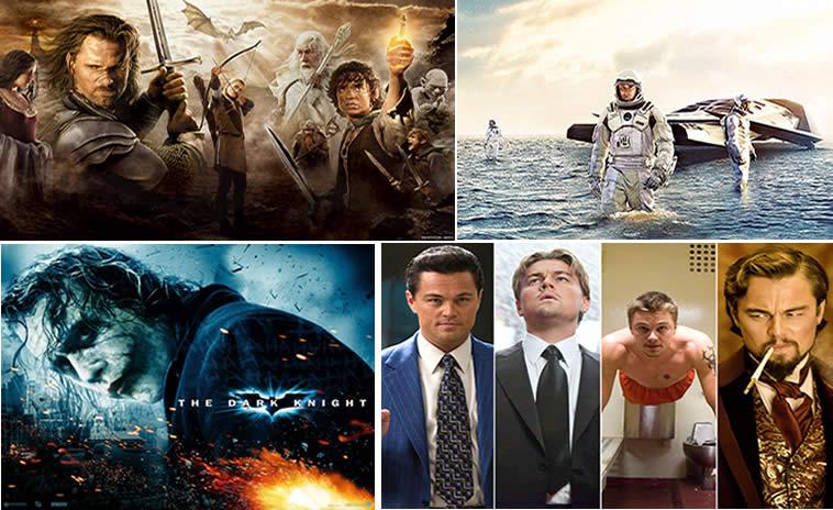 25 mejores películas segun imbd