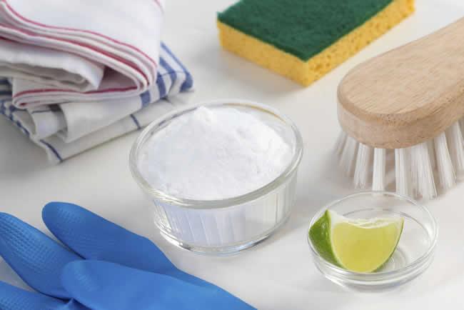 Bicarbonato de sodio en el hogar