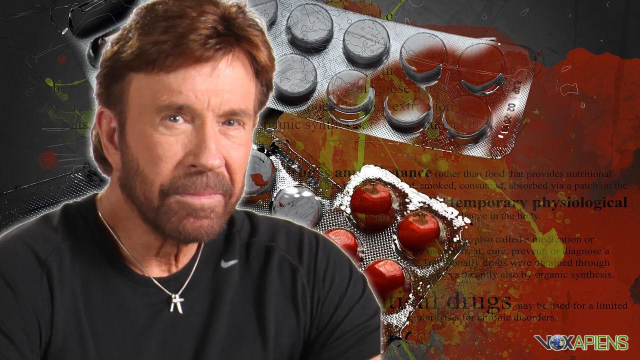 Chuck Norris demandará a Big Pharma debido a medicamento que casi mata a su esposa