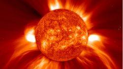 Esta es la prueba científica de que estás siendo «bañado» con energía cósmica
