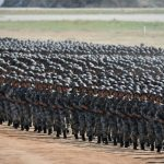 China: 60.000 soldados son enviados a plantar árboles en un área de miles de kilómetros cuadrados